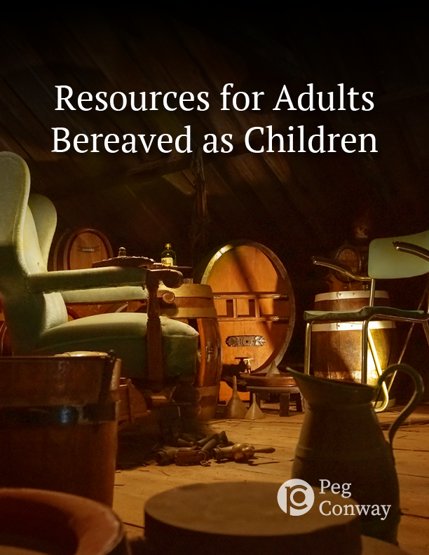Cover Image: Resources for Adults Bereaved as Children