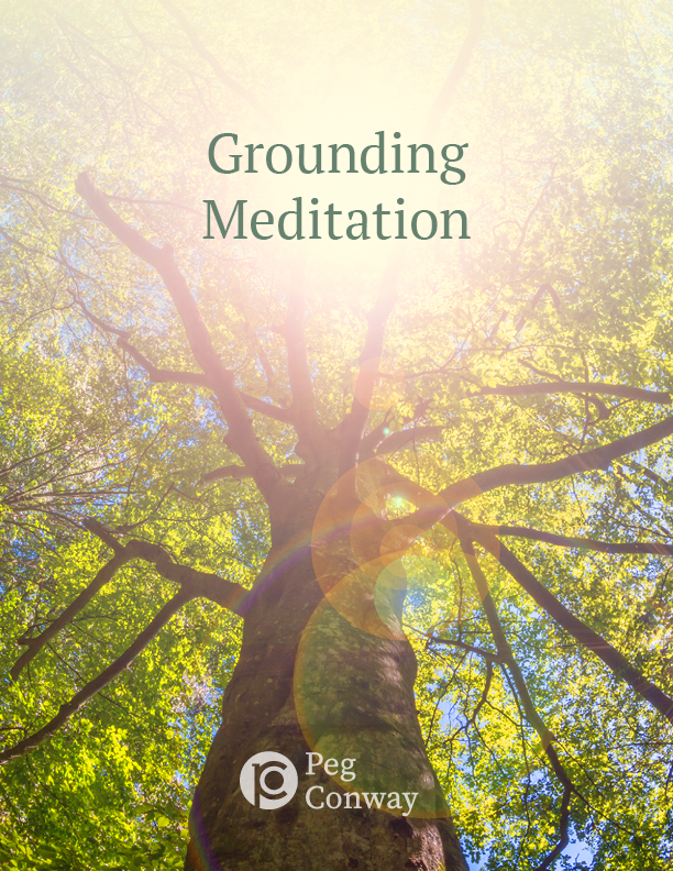 Cover Image: Grounding Meditation